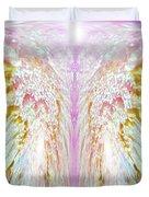 Ressurrection Of Love Duvet Cover