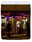 Restaurant Jeanne D'arc Duvet Cover