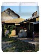 Restaurant On The Outskirts  Duvet Cover