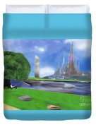 Resting Place / Legacy Duvet Cover