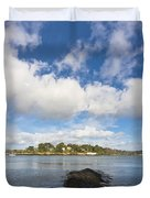 Restronguet Point Cornwall Duvet Cover