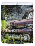 Retire In Style Duvet Cover