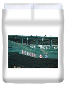 Retired Numbers Duvet Cover
