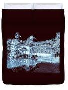 Retiro Park Crystal Palace Duvet Cover