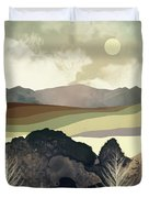 Retro Afternoon Duvet Cover