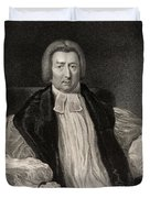 Rev Robert Gray 1762 To 1834 Bishop Of Duvet Cover