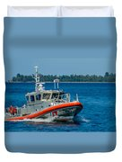 Revenue Marine Duvet Cover