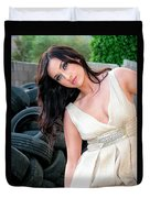 Reverie Palm Springs Duvet Cover