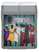 Revival Night Duvet Cover