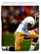 Rg3 - Tebowing Duvet Cover