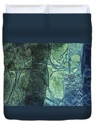 Rhapsody Of Colors 43 Duvet Cover