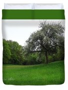 Rhineland-palatinate Summer Meadow Duvet Cover