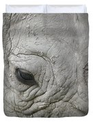Rhino Eye Duvet Cover