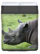 Rhino Duvet Cover