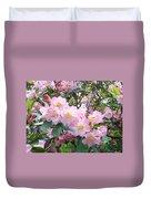 Rhododendron Flowers Garden Art Prints Floral Baslee Troutman Duvet Cover