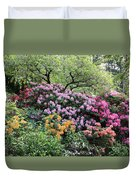Rhododendron Hill Duvet Cover
