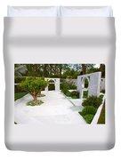 Rhs Chelsea Beauty Of Islam Garden Duvet Cover