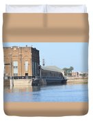 Ria Power Plant Duvet Cover