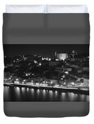 Ribeira By Night Duvet Cover