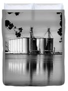 Rice Country Duvet Cover