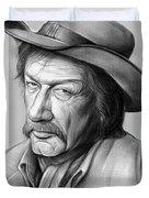 Richard Boone 3 Duvet Cover
