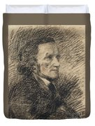 Richard Wagner  Duvet Cover
