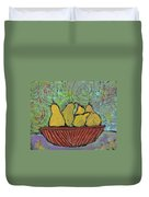 Richmond Pears Duvet Cover