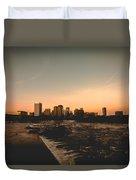 Richmond Sunset Duvet Cover