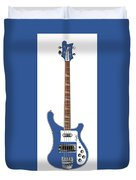 Rickenbacker Bass 4001  Duvet Cover