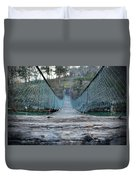 Rickety Bridge Duvet Cover