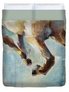Ride Like You Stole It Duvet Cover