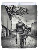 Ride Time Duvet Cover