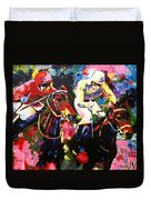 Ride To Glory Duvet Cover