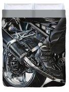 Rider Duvet Cover