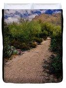 Ridge Trail No2 Duvet Cover