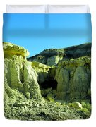 Rigid New Mexico Duvet Cover
