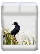 Riding The Wind Duvet Cover
