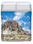 Rifugio Localtelli Duvet Cover