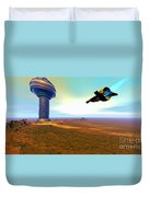 Rigel 7 Duvet Cover by Corey Ford
