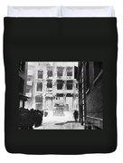 Riis: Lower East Side Duvet Cover