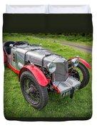Riley Nine 1933 Duvet Cover