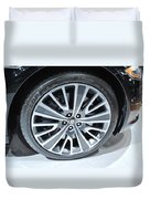 Jaguar Rim Duvet Cover