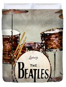 Ringo's Drums Duvet Cover