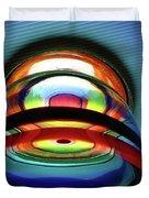Rings # 4 Duvet Cover