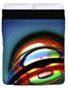 Rings # 7 Duvet Cover