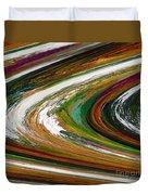 Rings Of Saturn Duvet Cover