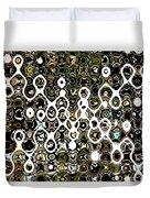 Rings Duvet Cover