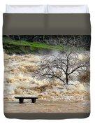 Ringside Seat Duvet Cover