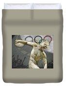 Rio 2016 Duvet Cover