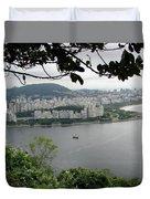 Rio De Janeiro Vii Duvet Cover